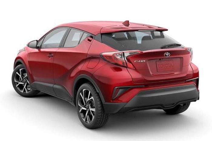 Toyota C-HR 2020 đẹp long lanh giá hơn 500 triệu đồng2