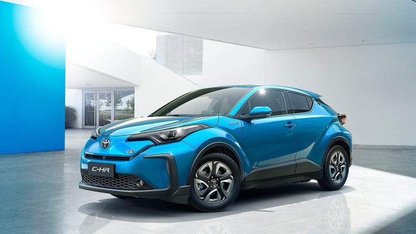 Toyota C-HR 2020 đẹp long lanh giá hơn 500 triệu đồng3
