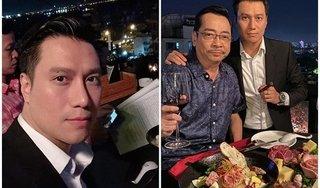 Việt Anh khoe ảnh dao kéo đẹp như soái ca, nhưng ảnh được tag khiến fan 'ngã ngửa'