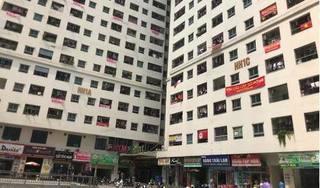 Phường Hoàng Liệt nói gì về khuyến cáo 'sơn băng rôn độc hại' tại chung cư Linh Đàm?