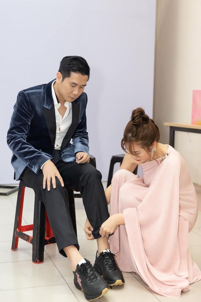 Khoảnh khắc ngọt ngào của Lưu Hương Giang và Hồ Hoài Anh trước tin đồn ly hôn