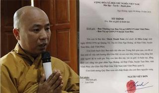 Sư Thích Thanh Toàn hoàn tục có 200 – 300 tỷ đồng, 'thoải mái lấy vợ'