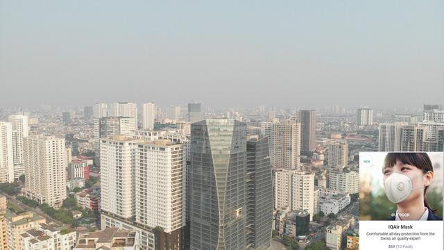 Ứng dụng AirVisual cảnh báo ô nhiễm môi trường bỗng dưng biến mất2