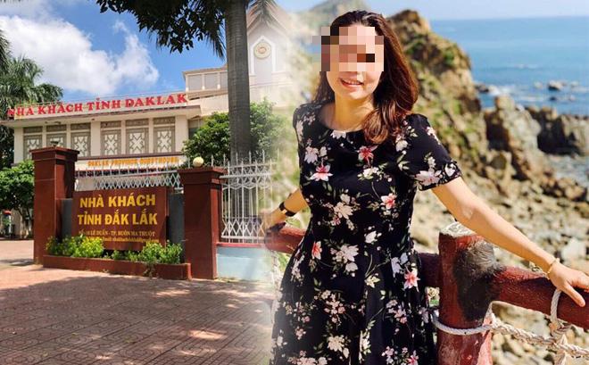 Tranh cãi khi xử lý vụ nữ trưởng phòng xinh đẹp ở Tỉnh ủy Đắk Lắk