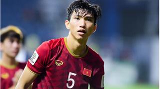 Nếu Văn Hậu dự bị, cầu thủ nào sẽ thay thế ở trận gặp Malaysia?