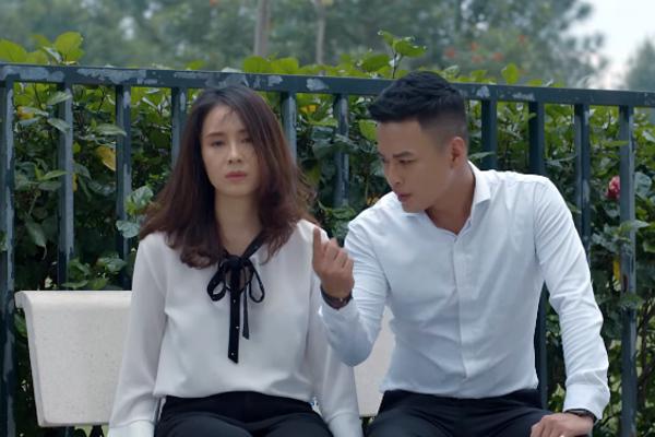 Hoa hồng trên ngực trái tập 19: Khuê tự tử sau khi ly hôn Thái