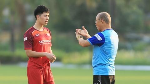 Trần Đình Trọng tin tưởng đội tuyển Việt Nam sẽ đánh bại Malaysia