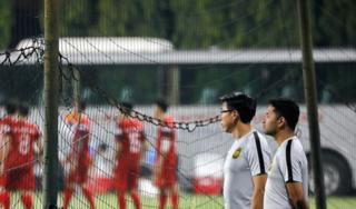 HLV Lê Thụy Hải: Công Phượng, Văn Toàn sẽ đá chính trong trận gặp Malaysia