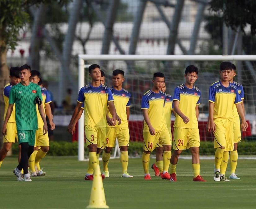 Chốt danh sách U19 Việt Nam dự tứ hùng Thái Lan