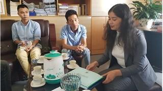 Ai đã ký xác nhận lý lịch vào Đảng của bà Trần Thị Ngọc Ái Sa?