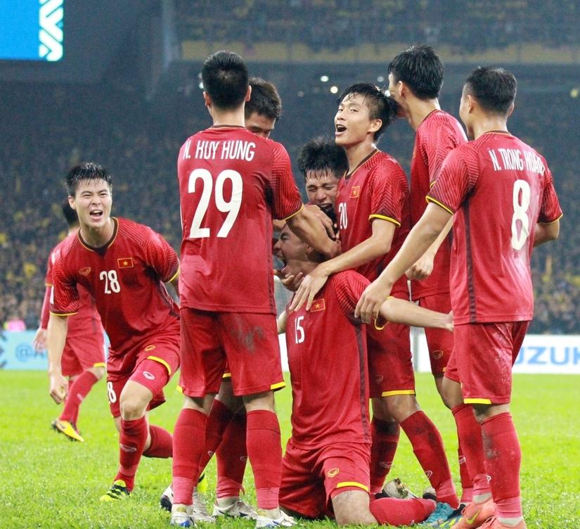 Đội hình dự kiến tuyển Việt Nam gặp Malaysia