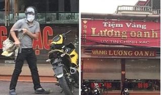 Lộ danh tính kẻ đi Exiter cầm súng, cướp tiệm vàng ở Quảng Ninh