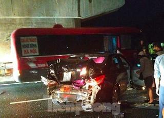 Vụ tai liên hoàn trên cao tốc: Nữ nạn nhân bị sát hại từ trước khi gặp tai nạn