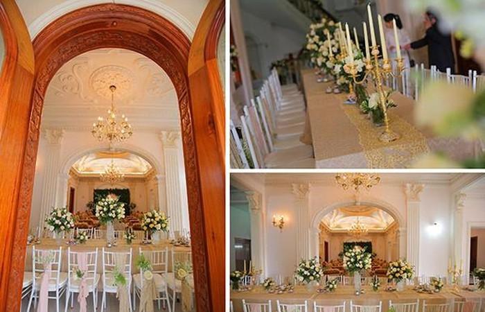Biiệt thự của thiếu gia Nam Định chi tiền tỷ làm hoa cưới hoành tráng cỡ nào?