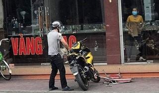 Chủ tiệm vàng ở Quảng Ninh kể lại giây phút bị tên cướp dí súng vào đầu