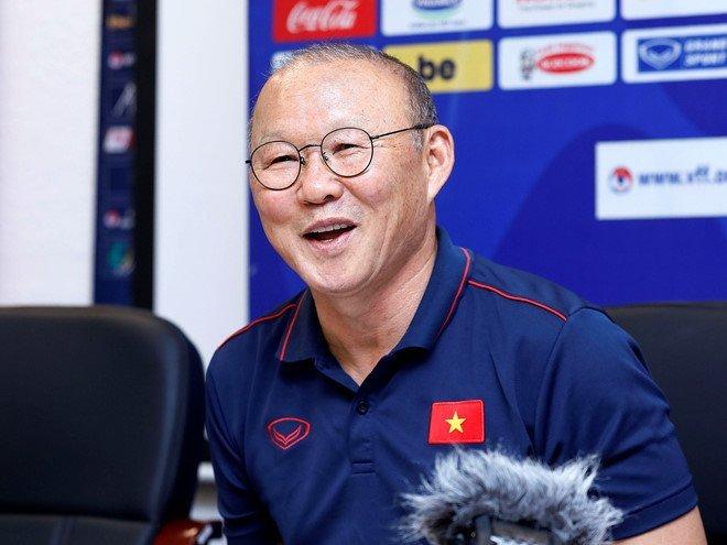 HLV Park Hang Seo mang tin vui tới Công Phượng và Đoàn Văn Hậu