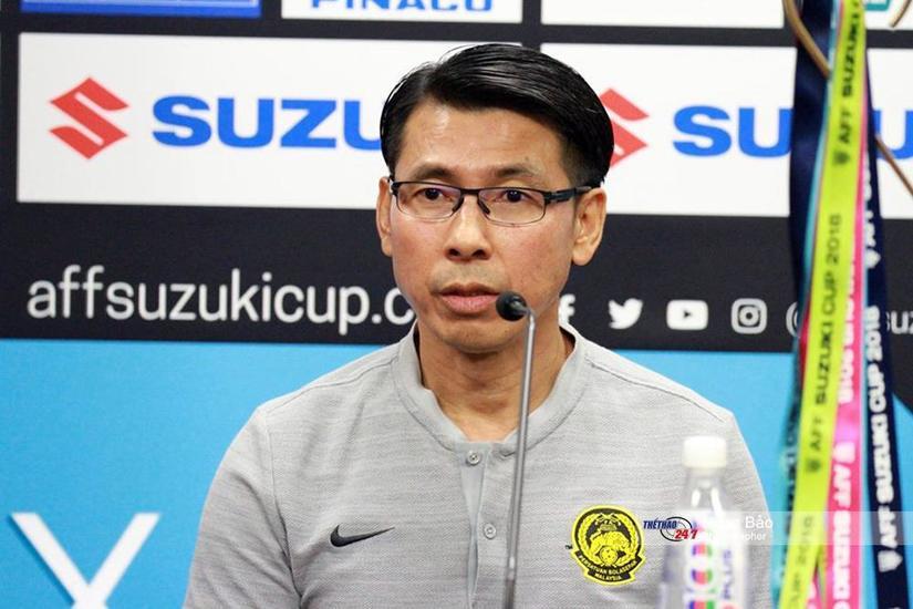 HLV Malaysia tiết lộ chiến thuật khắc chế đội tuyển Việt Nam