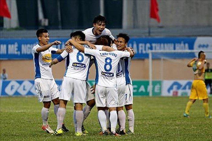 CLB HAGL đón tin cực vui trước vòng 25 V.League