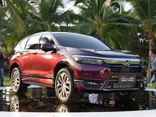 Khám phá phiên bản hạng sang của Honda CR-V giá chỉ 587 triệu đồng