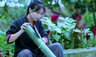 'Tiên nữ đồng quê' Lý Tử Thất thành triệu phú ở tuổi 29