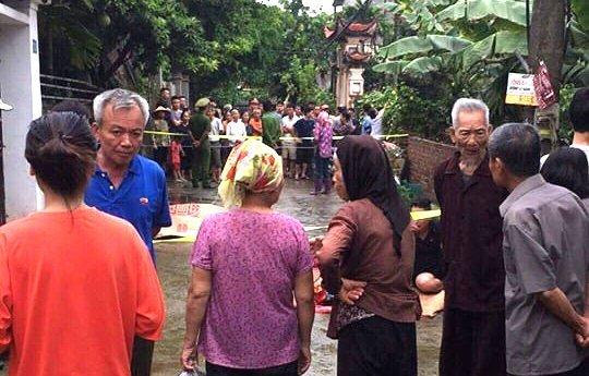 Hà Nội: Cụ ông 70 tuổi bị kẻ tâm thần sát hại dã man