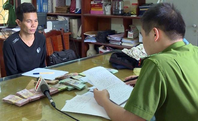 Đối tượng dùng súng cướp ngân hàng ở Phú Thọ lĩnh án2