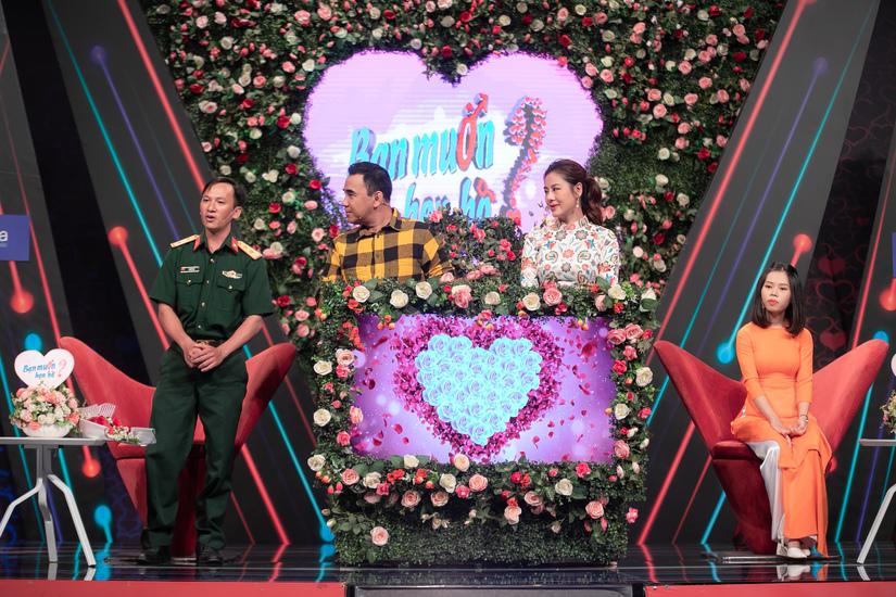 Chàng trung úy nói một câu trong lần đầu hẹn hò khiến bạn gái bật khóc