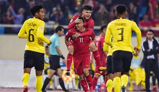 AFC: 'Trận đấu giữa Việt Nam và Malaysia hấp dẫn nhất bảng G'