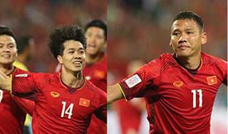 Công Phượng thay Anh Đức đá chính trận gặp Malaysia?