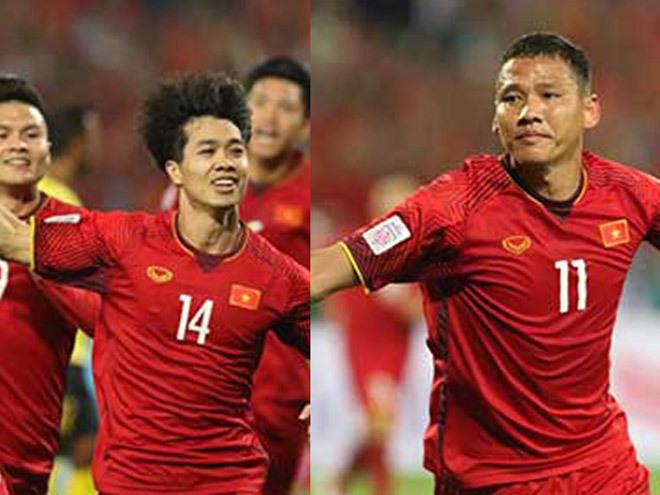 Tiền đạo Công Phượng thay Anh Đức đá chính trận gặp Malaysia?