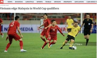 Báo Malaysia đưa Việt Nam lên mây, trở mặt với đội nhà sau trận thua