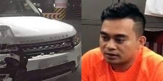 Án tù dành cho tài xế xe sang Range Rover đâm chết 2 người rồi bỏ trốn