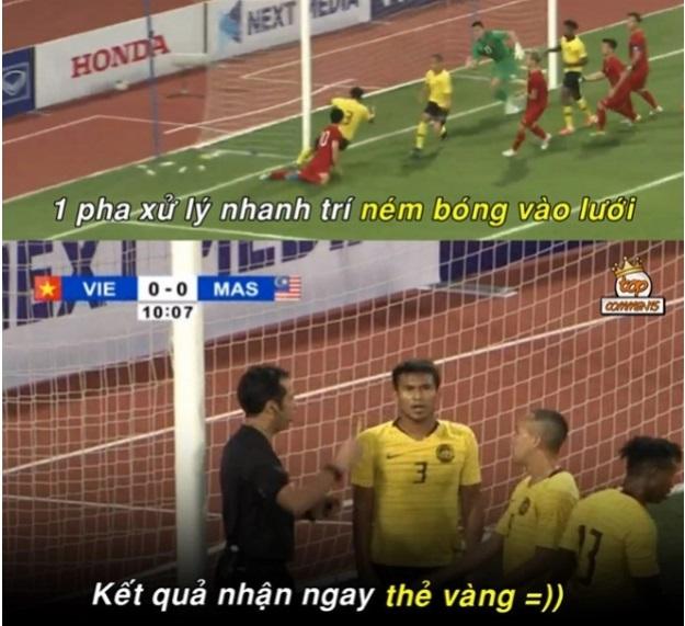 Cười nghiêng ngả với loạt ảnh chế sau chiến thắng của tuyển Việt Nam76