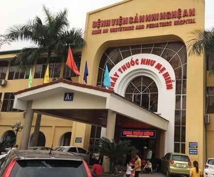 Bé gái tử vong bất thường sau khi gây mê tại Trung tâm Y tế huyện Anh Sơn