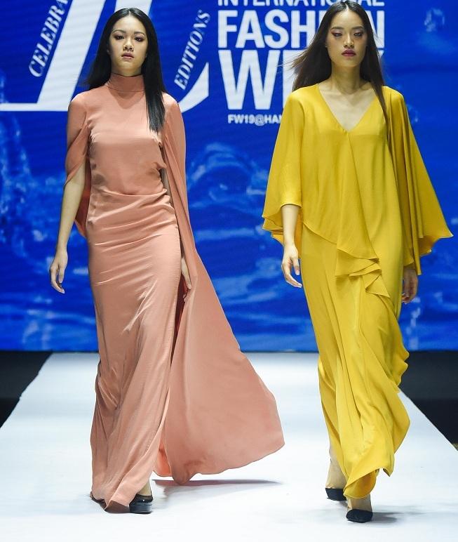 4 NTK và thương hiệu quốc tế xuất hiện tại Tuần lễ Thời trang Quốc tế Việt Nam Thu Đông 2019