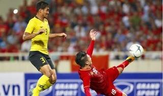 BLV Quang Huy: 'Bàn thắng của Quang Hải còn đẹp hơn siêu phẩm của Van Nistelrooy'