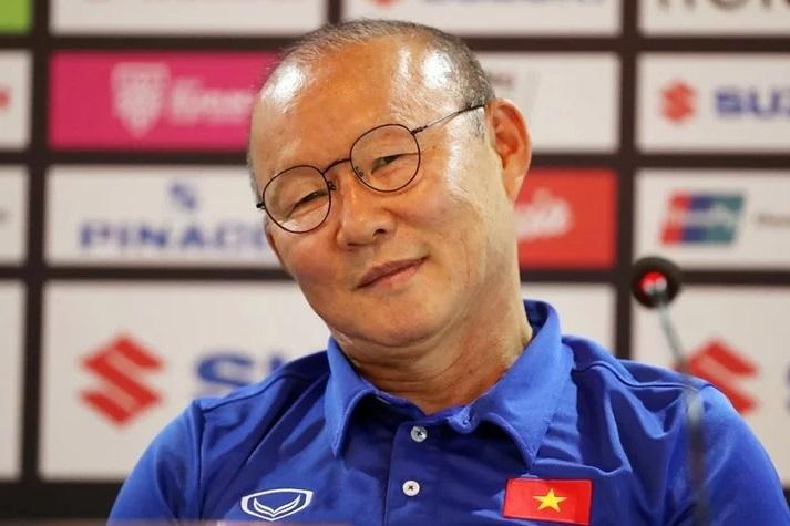 Lộ thời điểm đàm phán gia hạn hợp đồng với HLV Park Hang-seo2