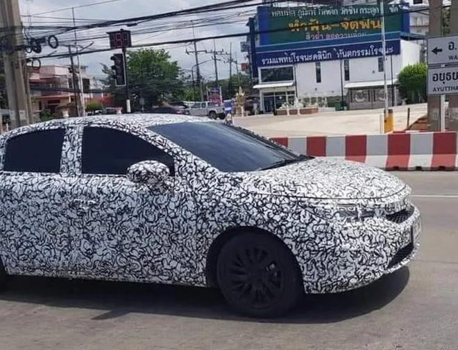 Honda City 2020 rục rịch ra mắt được trang bị gì đặc biệt2