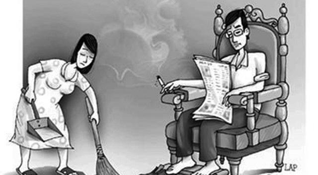 Phụ nữ nên biết ích kỷ hơn với tiền bạc của mình để bảo vệ gia đình