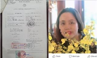 Vụ nữ trưởng phòng mượn bằng: Bất thường giấy đăng kí kết hôn