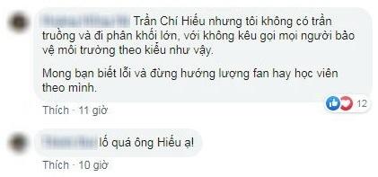 Mở khóa Facebook, Hiếu Orion lại bị ném đá dữ dội