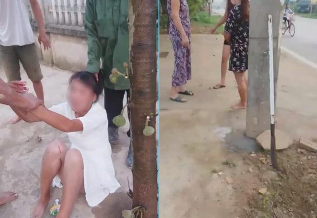 Thực hư thông tin người phụ nữ bắt cóc trẻ con, chém người truy đuổi