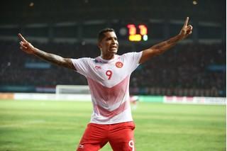 Sao người Brazil của tuyển Indonesia lớn tiếng tuyên bố sẽ làm tung lưới Việt Nam