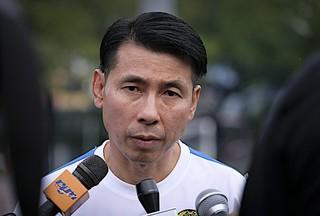 HLV Tan Cheng Hoe: 'Malaysia đá dưới sức do mặt sân Mỹ Đình không tốt'