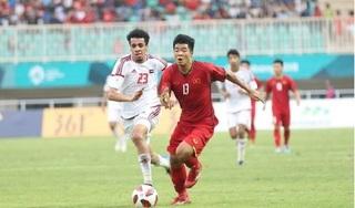 Đức Chinh nổ súng, U22 Việt Nam hòa trên thế thắng trước U22 UAE