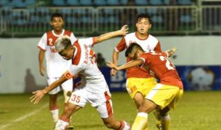 U21 HAGL sớm dừng bước ở vòng bảng giải U21 quốc gia