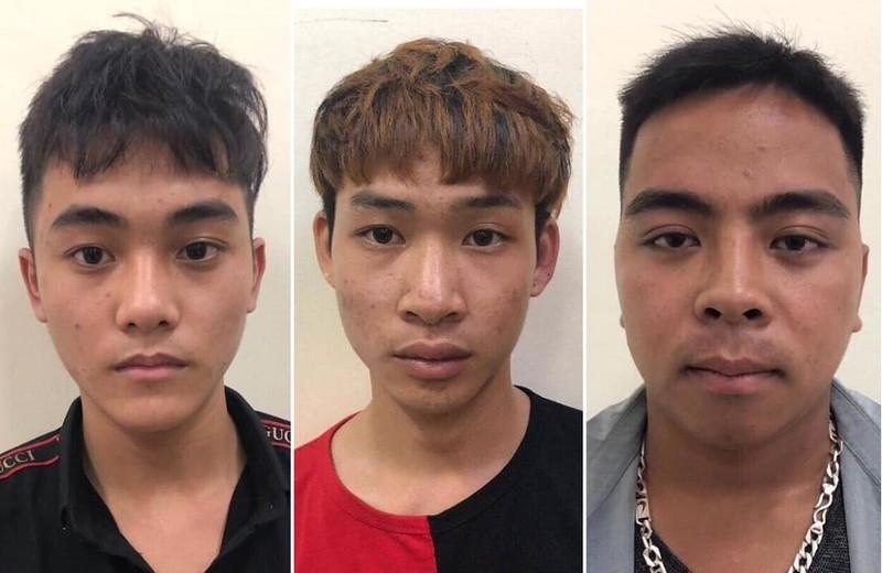 Sau cuộc rượu, nhóm thanh niên mạo danh công an cướp tài sản