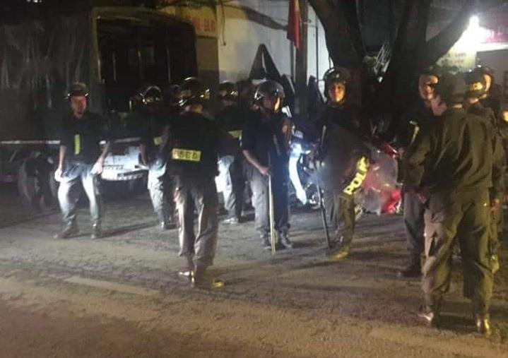 Hà Nội: Bắt giữ đối tượng dùng dao chém 2 người thương vong