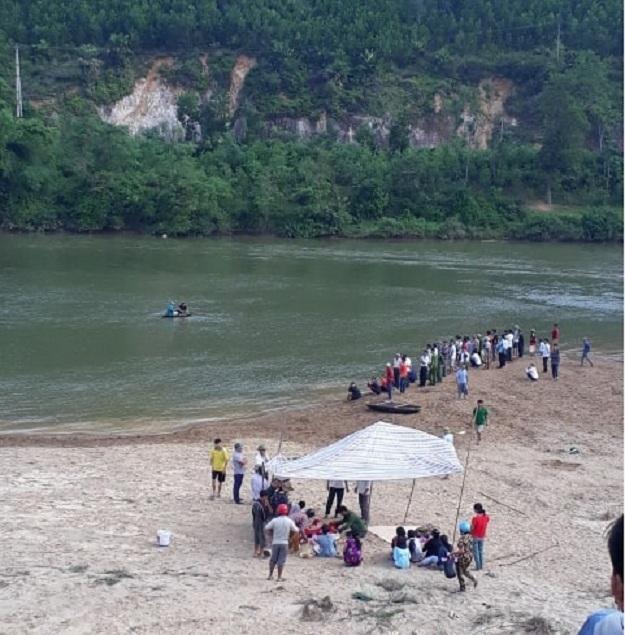 3 học sinh ở Hà Tĩnh đuối nước thương tâm trên sông Ngàn Sâu
