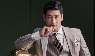 Diễn viên Ngọc Quỳnh 'Hoa hồng trên ngực trái' đẹp trai lịch lãm trong bộ ảnh mới